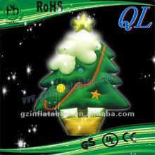 2012 (Qi Ling) shining decoration christmas tree