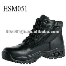 casual style mens outdoor ultra force classic ankle security boots for army/police