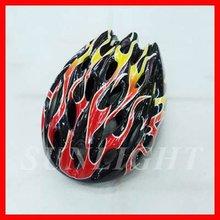 PVC bicycle helmet dirt Bike Helmet 14 air holes