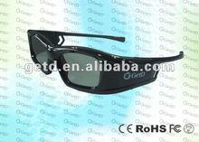 Active eyewear for 3D TV