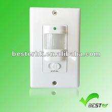 220V Motion Sensor Wall Switch,Auto Sensor Light Switch,Remote Control Push Button Switch