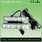 big power 5w*2 led daytime running light with CE E4 R87