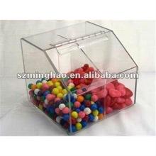 Acrylic candy box,candy bin