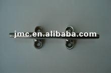 marine hardware stainless steel deck cleat