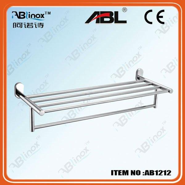 stainless steel bathroom accessories towel holder