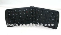 Portable Wireless Bluetooth Folding Keyboard for iPad iPhone Tablet PC Android Phone KKB016