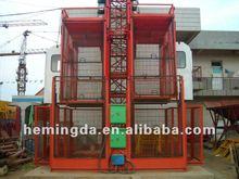 building construction elevator