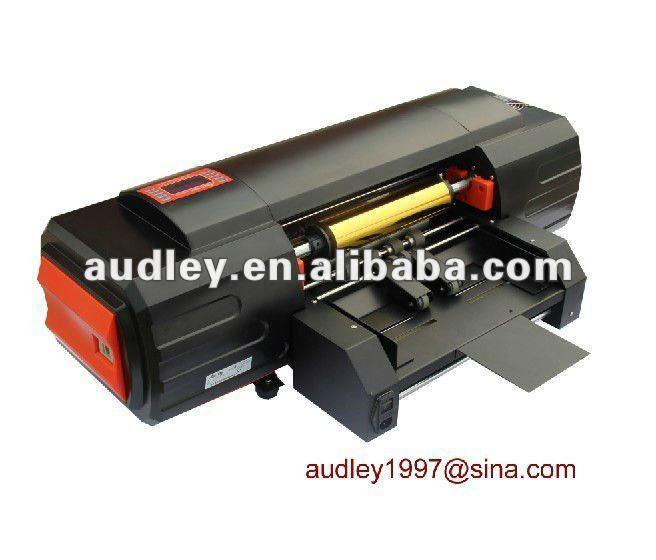 auto timbratrice digitale con un foglio