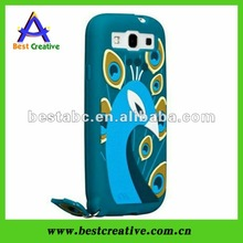 Pouch Leather Case For Samsung Galaxy S3