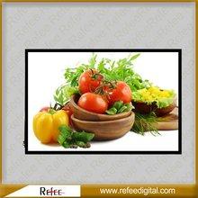 slim HD 19to 65inch indoor digital advertising lcd tv