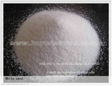White color sand bulk