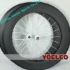 700c 88mm carbon front wheel