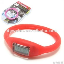 CE proved cheap priceanion silicone watch 2012