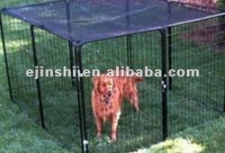 Chain Link Wire Dog Kennel