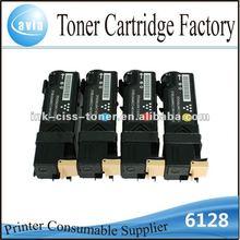 Printer supplies toner cartridge 6128 for Xerox machine