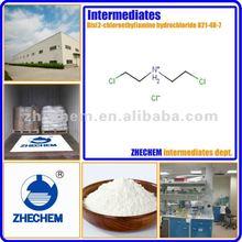 Intermediates Bis(2-chloroethyl)amine hydrochloride 821-48-7