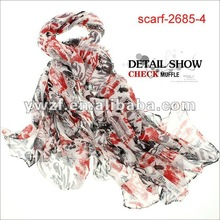 2012 new model trendy wholesale scarf
