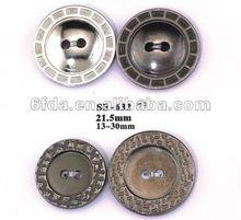 diamart 2012 hot-sale fashion 2-holes buttons for garment