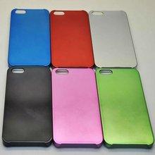 Colorful Titanium Case for iPhone 5