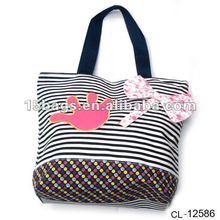 2012 latest fashionable beach handbags, Cartoon handbag