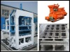 112th canton fair 2012 NEW STYLE CE/ISO QT4-20C big concrete solid block making machine
