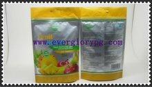 2012 new style custom printed aluminum foil food bags