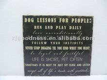 Good Sale 22''L Wooden Letters, Wood sign for Pet Decoration