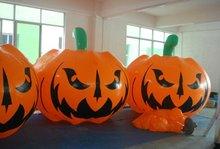 giant halloween decoration inflatable pumpkin
