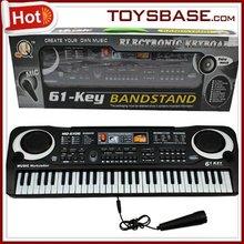 Electronic keyboard piano midi 61 key