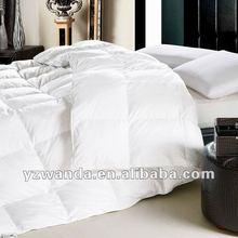 grey duck down comforter
