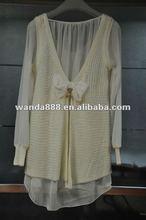 2012 new design women's knitwear