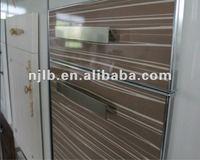 1220*2440mm high gloss UV board for kitchen cabinet/high gloss mdf board