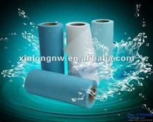 Nonabsorbent Woodpulp Spunlace Non-woven