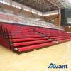 vogue bleacher chair indoor sports equipment for basketball softball entertainment sports games