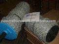 Chaînes de lien DIN766 galvanisées électriques