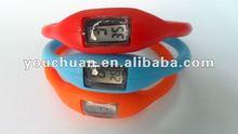 Sport Balance Silicone Anion Watch