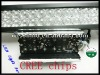 100% CREE chips auto led light bar