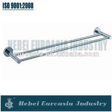 Dual Bar Towel Rail, Stainless Steel Bathroom Accessaries, High Quality with Low Price