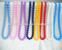 2012 beads jewelry/ jewelry pendent/ Chewable Jewlery