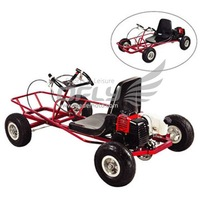 Low price 43cc go kart chassis