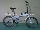 metro/subway portable, foldable electric bicycle/bike,pedalec/e bike/e bicycle with EN15194
