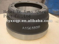 truck spare parts for brake drum 40206-Z5077 NISSAN