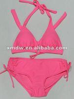 2012 woman's sexy bikini stock