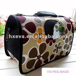 2012 fashionable eva pet carrier bags