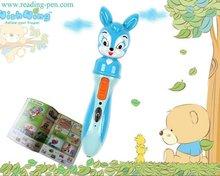 Smart Education preschool teaching language learning tool children talking pen