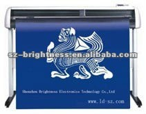 Stepping Drive Digital Cutting Plotter Machine with Ajustable Force and Speed