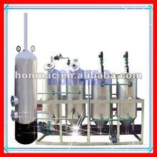 Best Seller cooking crude Oil Refinery Equipment