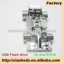 mini car shaped full capacity USB flash drive usb pen drive thumb drive large factory