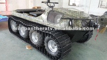 Wild Panther 8x8 Amphibious off road racing