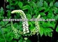 Black cohosh P.E Triterpene glycosides 2.5% 8%